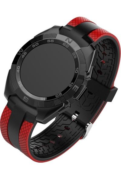 Roix Akıllı Saat Kırmızı