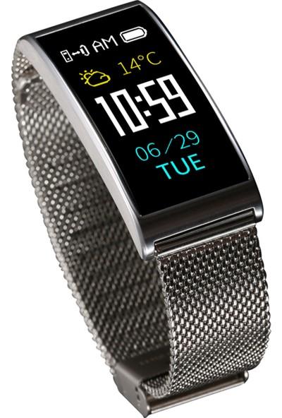 Roix X3 Akıllı Saat Gümüş