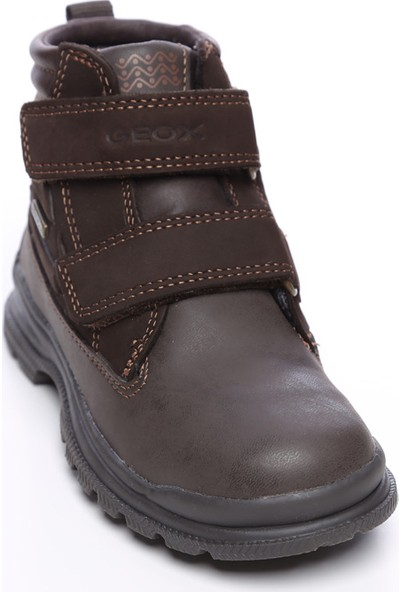 Geox Çocuk Deri Casual Çizme 498 J5431A0Sebc C6009 Ck Czm 27-35