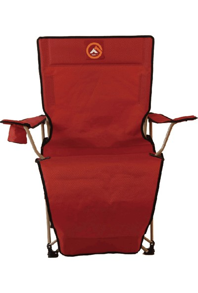 Famedall Lencos Ayak Uzatmalı Kamp Sandalyesi