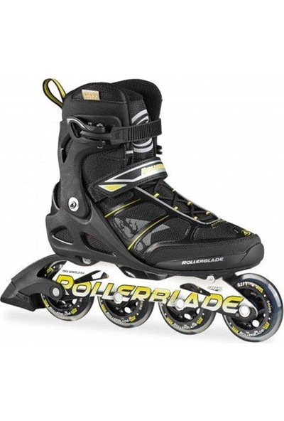 Rollerblade Astro St 82 Lime Fitness Paten