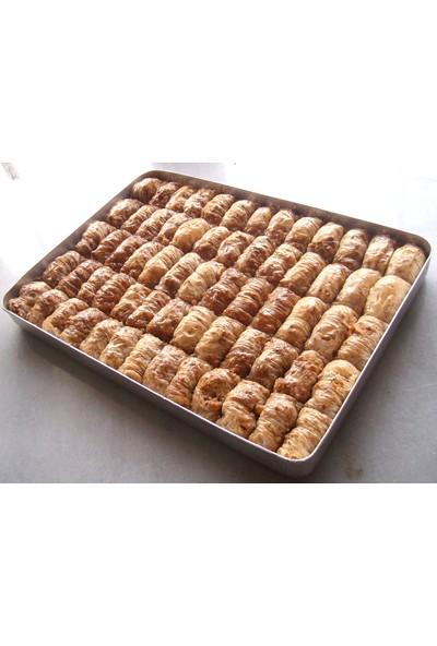 Hüseyinoğlu Baklava-Börek Cevizli Burma Baklava 1000 gr