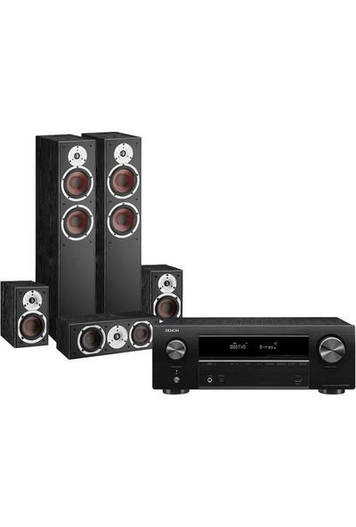 Denon AVRX-550 - Dali Spektor 5.0 Sinema Sistemi