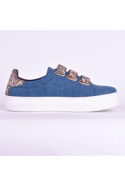 Hotanto Lora Jean Kadın Günlük Sneakers