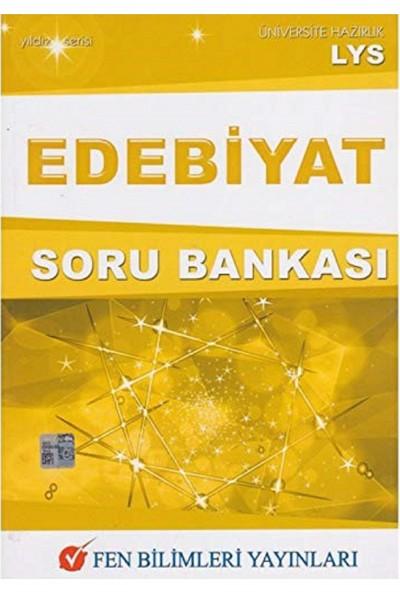 Fen Bilimleri Yayınları Lys Edebiyat Soru Bankası Yıldız Serisi