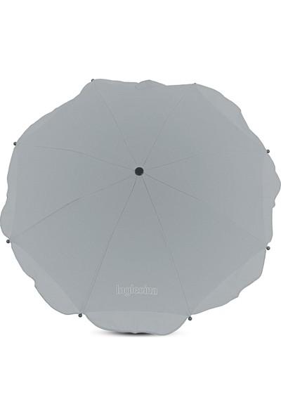 Inglesina Parasol Bebek Arabası Şemsiye - Gümüş
