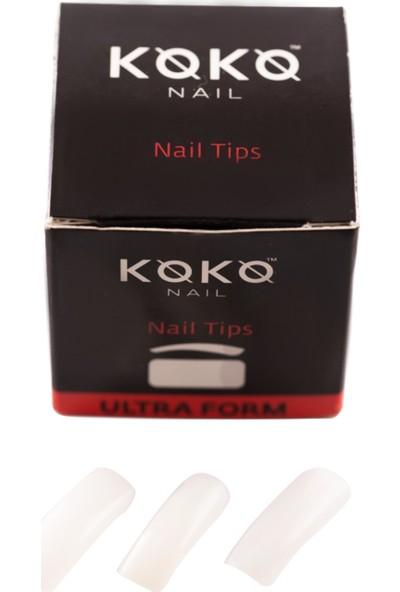 Koko Nail Ultra Form Naıl Tıps # 5