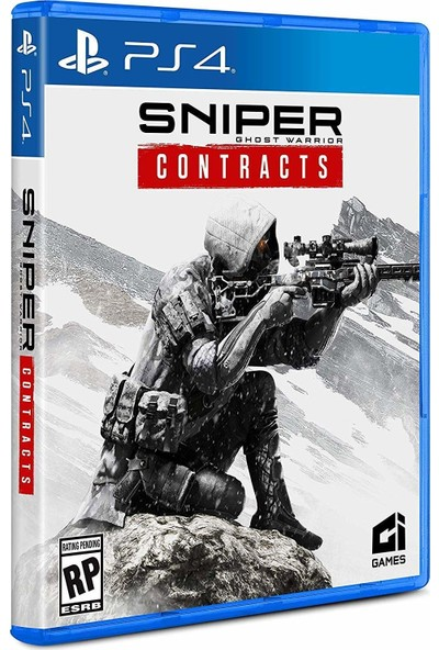 Sniper: Ghost Warrior Contracts PS4 Oyun