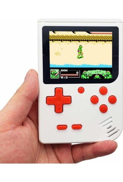 Retro Mini El Konsolu Emülatör 400 Klasik Oyunlu Atari