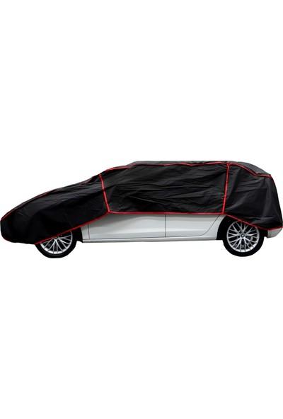 Duucars Seat Leon Dolu Darbe ve Dış Etken Koruyucu Oto Branda 3.2 x 4.5 mt