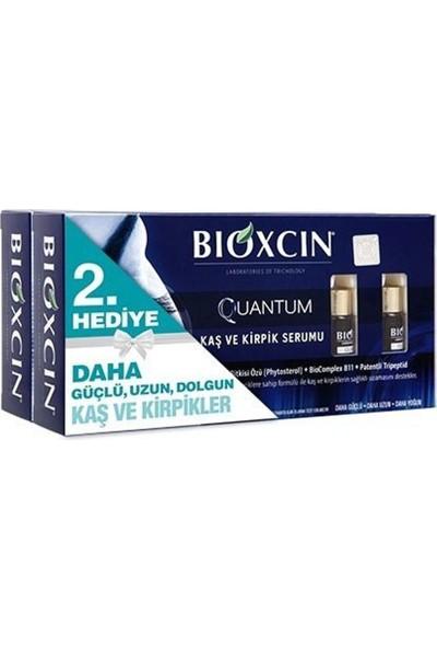 Bioxcin Quantum Kaş ve Kirpik Serumu 2'li Paket