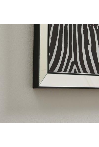 Neostill Ayna Çerçeveli Tablo Temperli Cama Uv Baskı T721