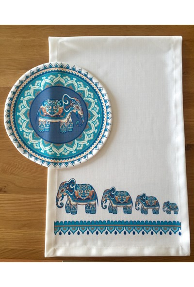Maison De Fee Mavi Fil Amerıkan Servıs