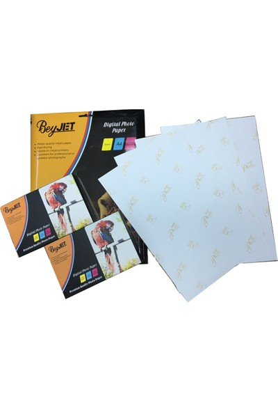 Inkjet Fotoğraf Kağıdı 10 x 15 260 gr Mat