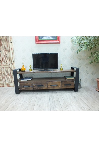NtConcept Masif Tv Stand - MTS0012 220cm