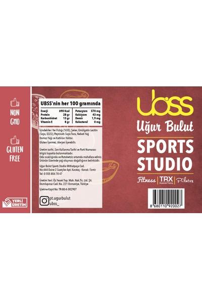 Ubss Creamy Yer Fıstığı Ezmesi - Glutensiz 320 gr