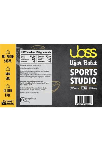 Ubss Doğal Yer Fıstığı Ezmesi Crunchy Şekersiz - Glutensiz 320 gr