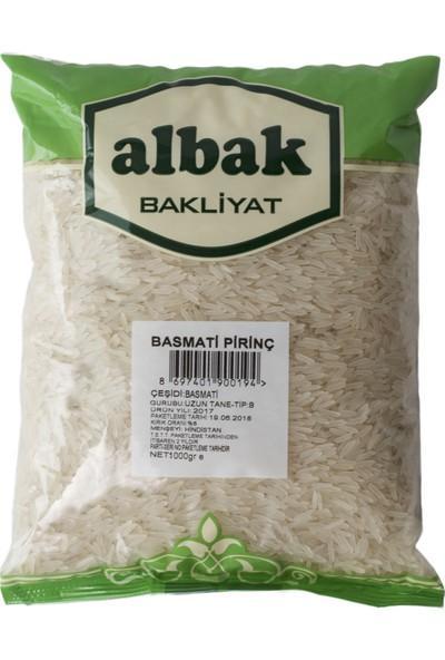 Albak Bakliyat Basmati Pirinç 5 kg