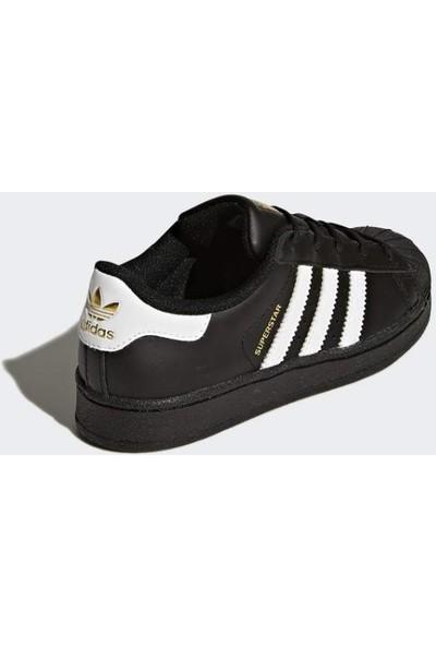 Adidas Süperstar Foundation Siyah B27140