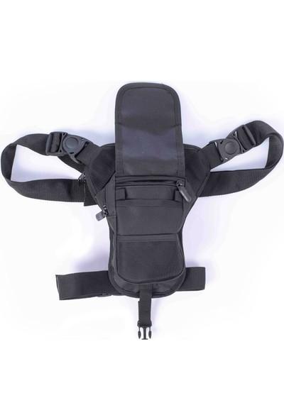 Tactical Bacak Çanta Silah Taşıma Özel Bölmeli