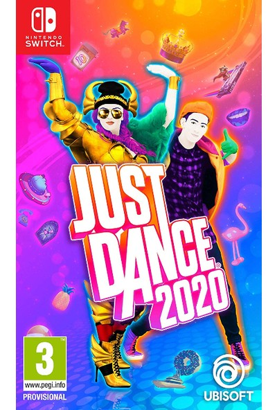 Just Dance 2020 Nintendo Switch Oyun