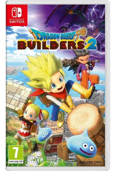 Dragon Quest Builders 2 Nintendo Switch Oyun