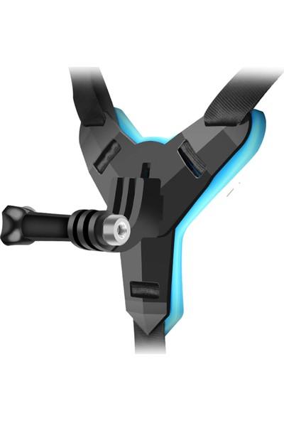 Kask Kamera Çene Tutucu Komple