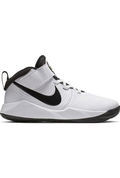 Nike AQ4225-100 Team Hustle D 9 Çocuk Basketbol Ayakkabısı