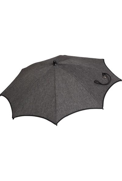 Mercedes Benz Güneş Şemsiyesi Gri
