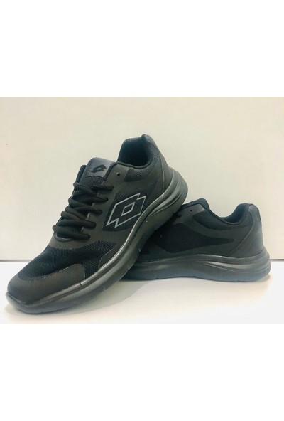 Lotto T1197 Jama Amf Erkek Siyah Spor Ayakkabı