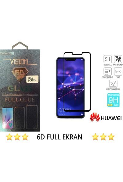 Nettens Huawei Mate 20 6D Full Kaplayan Ekran Koruyucu