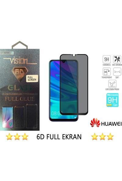 Nettens Huawei P Smart 2019 6D Full Kaplayan Ekran Koruyucu