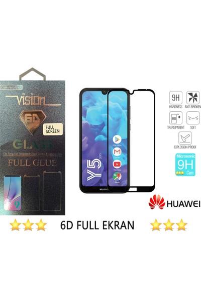 Nettens Huawei Y5 2019 6D Full Kaplayan Ekran Koruyucu