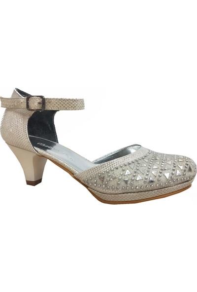 Sarıkaya 576 Abiye Kadın Ayakkabı
