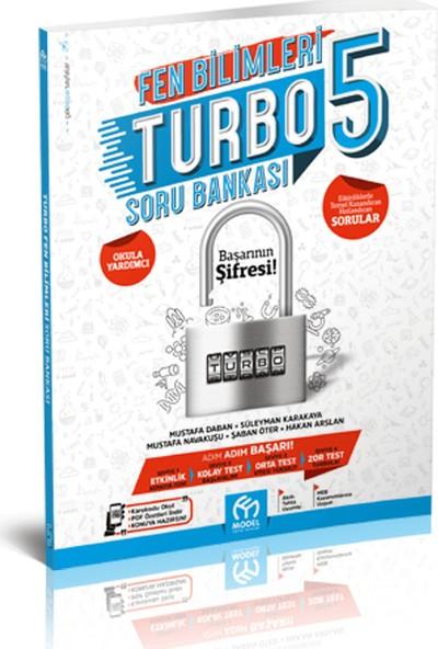 Model Eğitim Yayıncılık Fen Bilimleri Turbo 5. Sınıf Soru Bankası