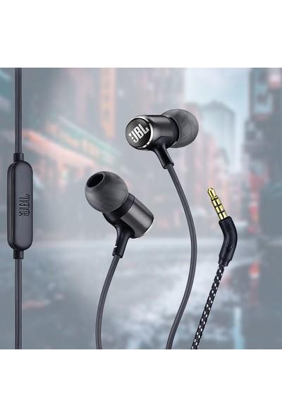JBL Lıve 100 Ct Ie Mikrofonlu Kulakiçi Kulaklık