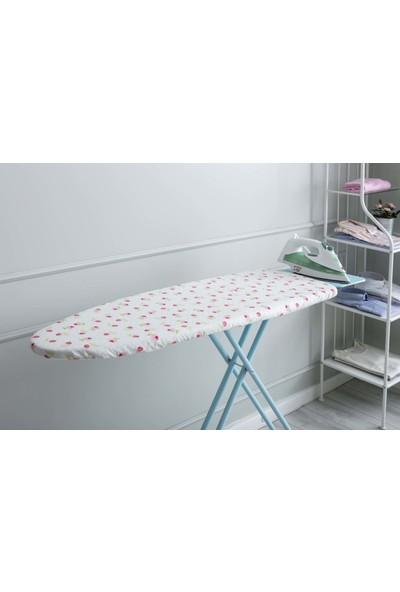 Favore Casa Hüner Keçeli Ütü Masası Kılıfı 60 x 140 cm Somon