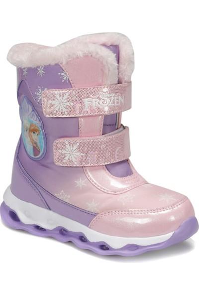 Frozen 92.Oly.P Mor Kız Çocuk Kar Botu