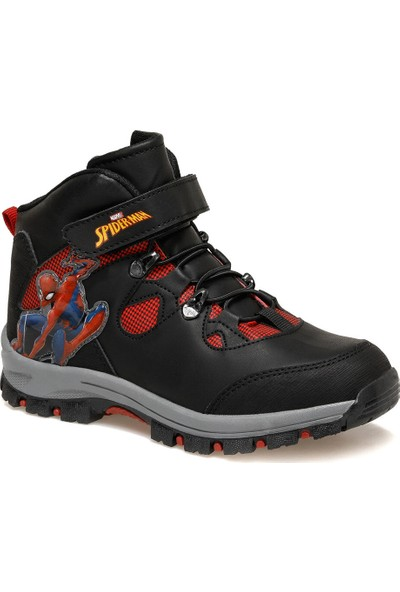 Spiderman 92.Aron.F Siyah Erkek Çocuk Outdoor Bot
