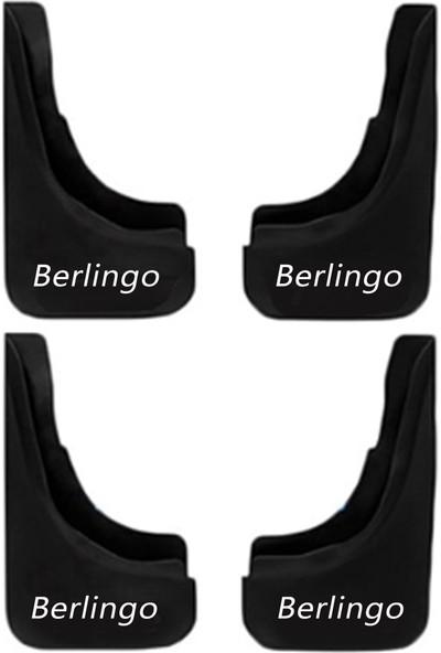 Ürünpark Citroen Berlingo Uyumlu Paçalık Ön Arka Set