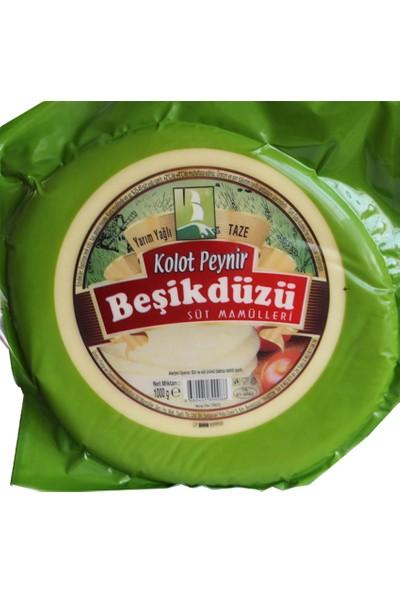Beşikdüzü Kolot Peyniri Yarım Yağlı Taze 1 kg