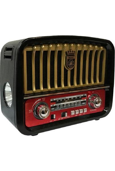 Nıkula Star RDL-4631 Nostaljık Radyo