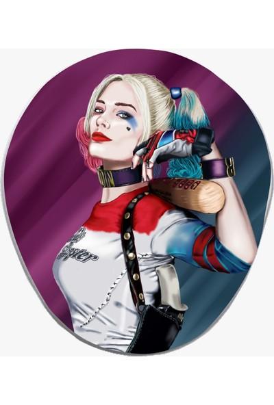 Hobi Tuning Harley Quinn Desenli Mousepad