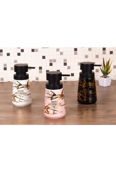 Zucci Sıvı Sabunluk - Siyah
