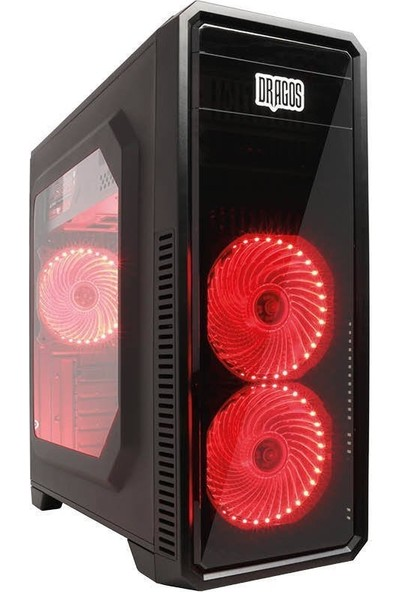 DRAGOS ATM940012 Intel i3 6100 8GB Ram 1TB Hdd 4GB GTX1050TI Ekran Kartı Masaüstü Bilgisayar