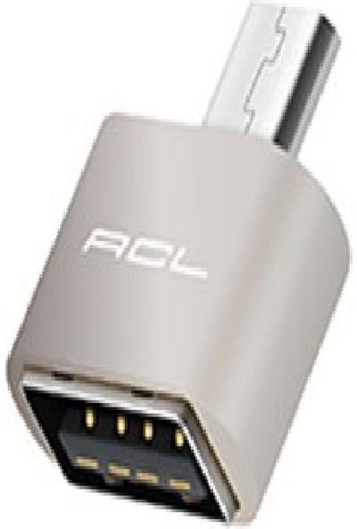 ACL Micro USB Soket Dönüştürücü