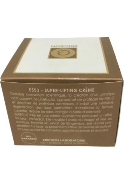 Ericson Laboratoire Super Lıftıng Cream Sıkılaştırıcı Krem