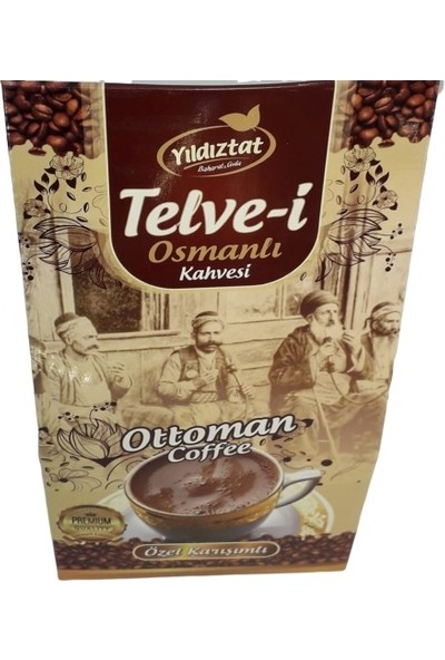 Yıldıztat Osmanlı Kahvesi 200 gr