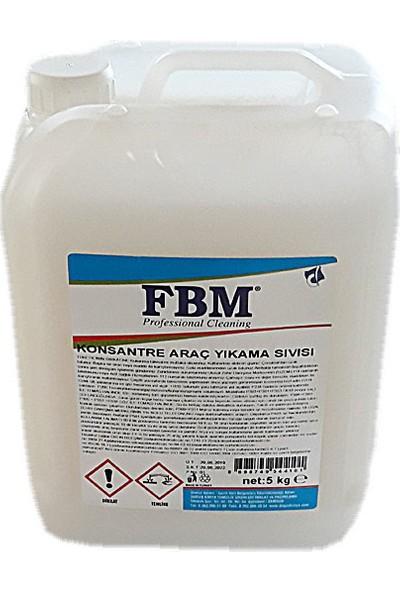 Fbm Konsantre Araç Yıkama Sıvısı - 5 kg