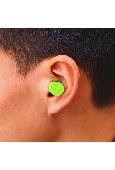 Moldex Sünger Ses Geçirmeyen Uyku Seyahat Ve Atış İçin Kulak Tıkacı, Silikon Gürültü Geçirmez Tıkaç Aleti